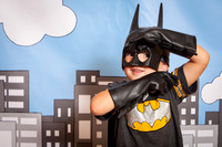 Library Summer Reading Super Hero's 2015